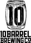 Logo of 10 Barrel Cerveza Negra