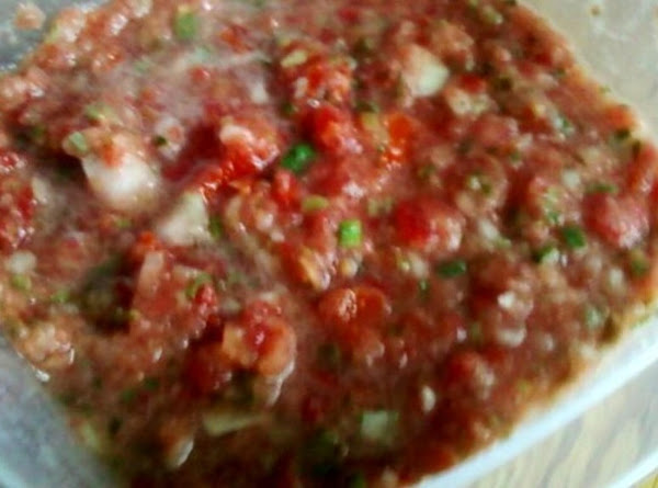 Fresh Quick Salsa Recipe