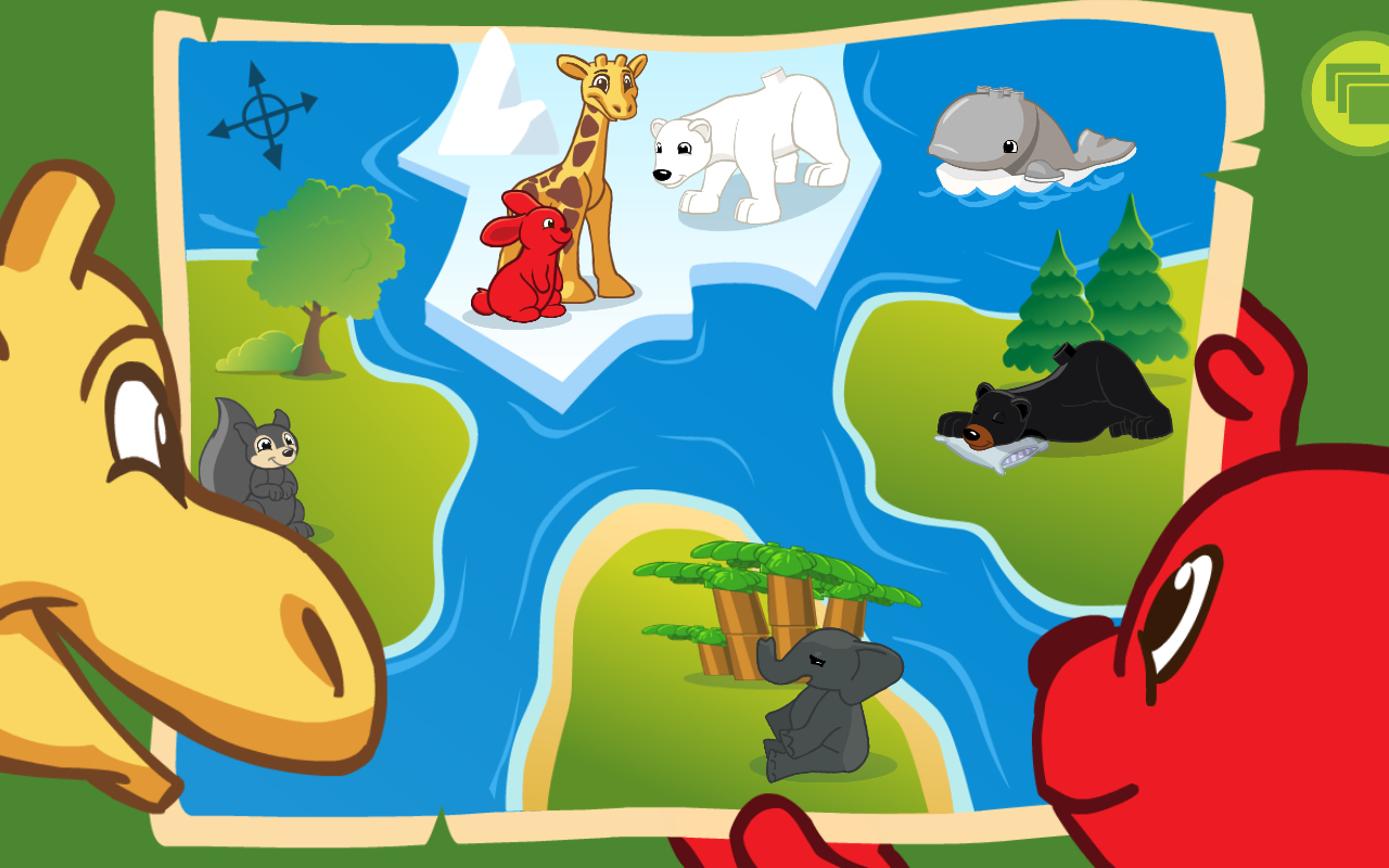 LEGO® DUPLO® Animals- screenshot