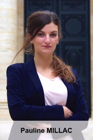 Découvrir le profil de Pauline MILLAC