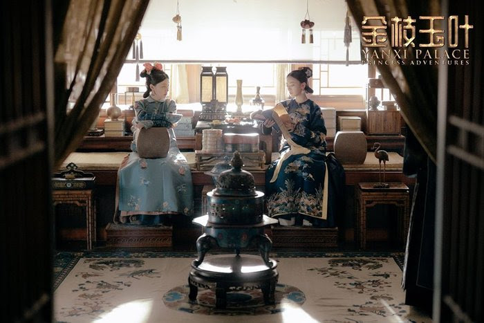 Yanxi Palace: Princess Adventures China Web Drama