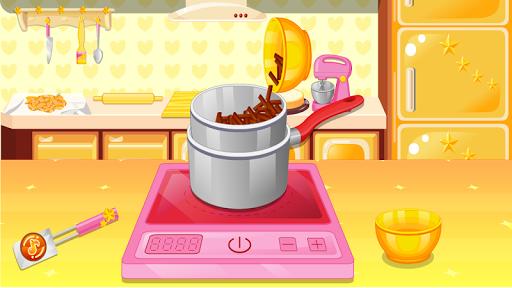 cook cake games hazelnut Screenshots 3