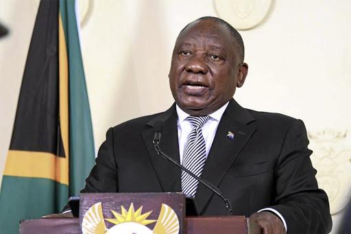 President Cyril Ramaphosa. Picture: GCIS