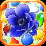 Flower Garden Match3 Game Icon