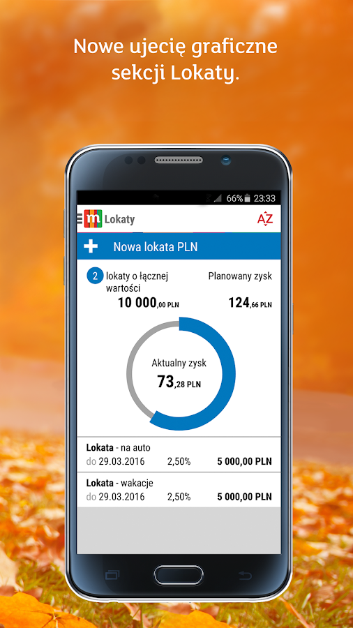 mBank PL- screenshot