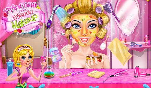 Princess And Friends Makeup v1.0.0