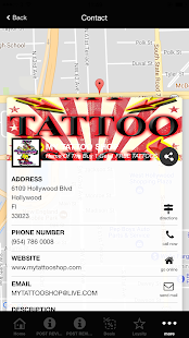 My Tattoo Shop Ekran Görüntüsü
