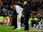"""Zinedine Zidane weigert na te trappen op Gareth Bale: """"Wij hebben nooit problemen gehad met elkaar"""""""