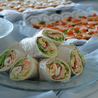 Mix 'n Match Spring Roll-up