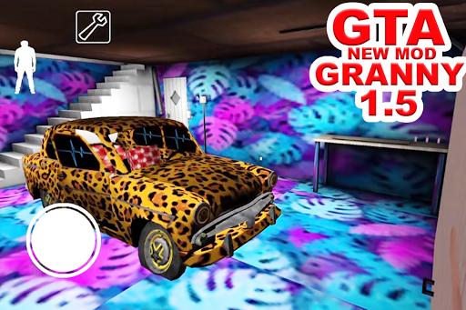 GTA Granny Scary Horror  screenshots 3