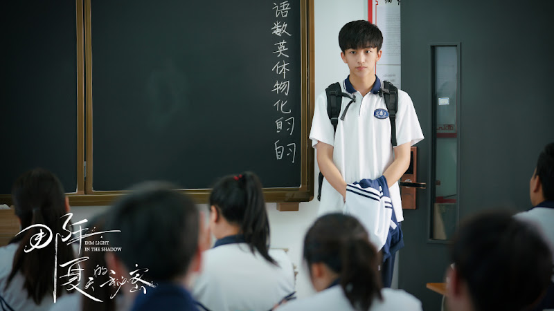 Dim Light in the Shadow China Web Drama