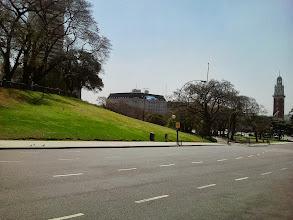 Photo: Plaza San Martín y Torre de los Ingleses