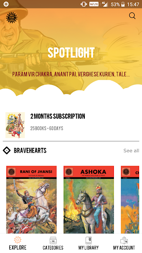 ACK Comics 2.1.0 screenshots 1