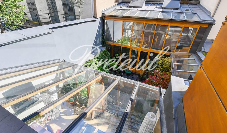 Maison avec terrasse Paris 14ème