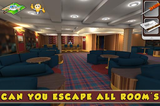Can you escape 3D: Cruise Ship 1.5.4 screenshots 5