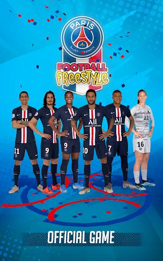 PSG Football Freestyle 0.6.17.33 screenshots 9