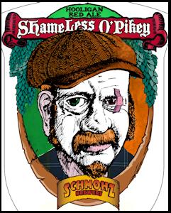 Logo of Schmohz Shameless O'Pikey