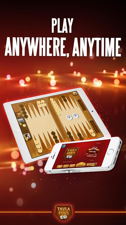 Backgammon Plus- screenshot