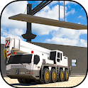 Heavy Loader Construction Site icon