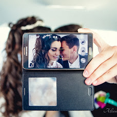 Wedding photographer Aleksandr Kolosyuk (akolosyuk). Photo of 28.08.2015