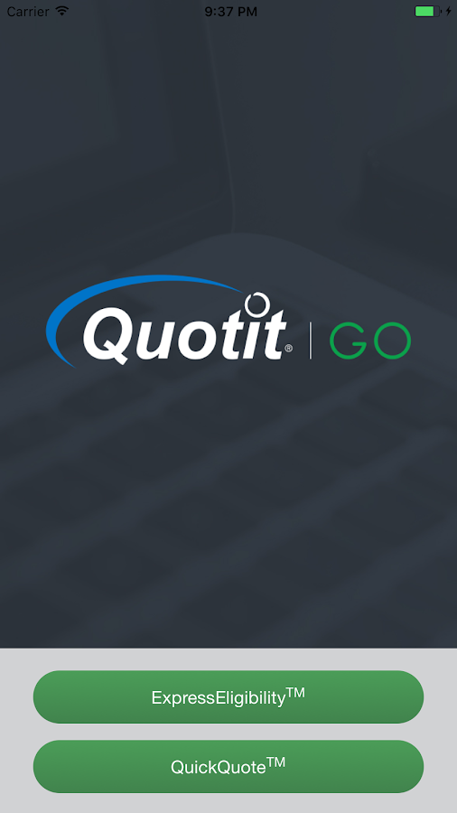 QuotitGO- screenshot