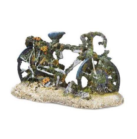 Bicycle Wrecked/Cykel vrak 22,5 cm