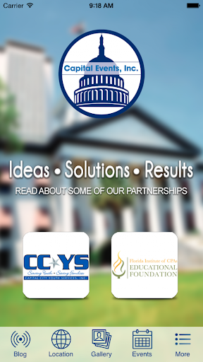 Capital Events