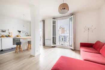 Appartement 4 pièces 109,85 m2