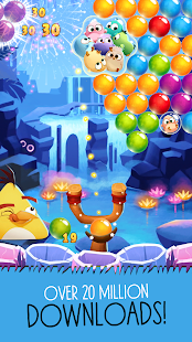 Angry Birds POP Bubble Shooter Android mod