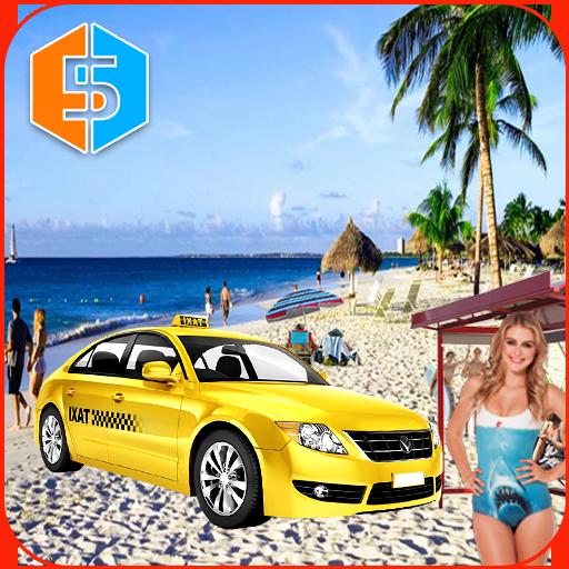 Crazy Taxi: Beach Drive 3D