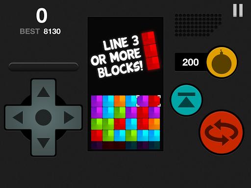 Block Attack - Free Matching Puzzle Game screenshot 5
