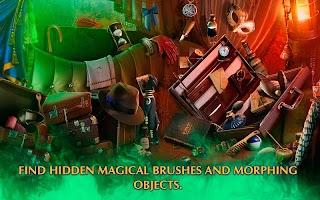 Hidden Objects - Dark Romance: Monster Within