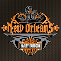 New Orleans Harley-Davidson icon