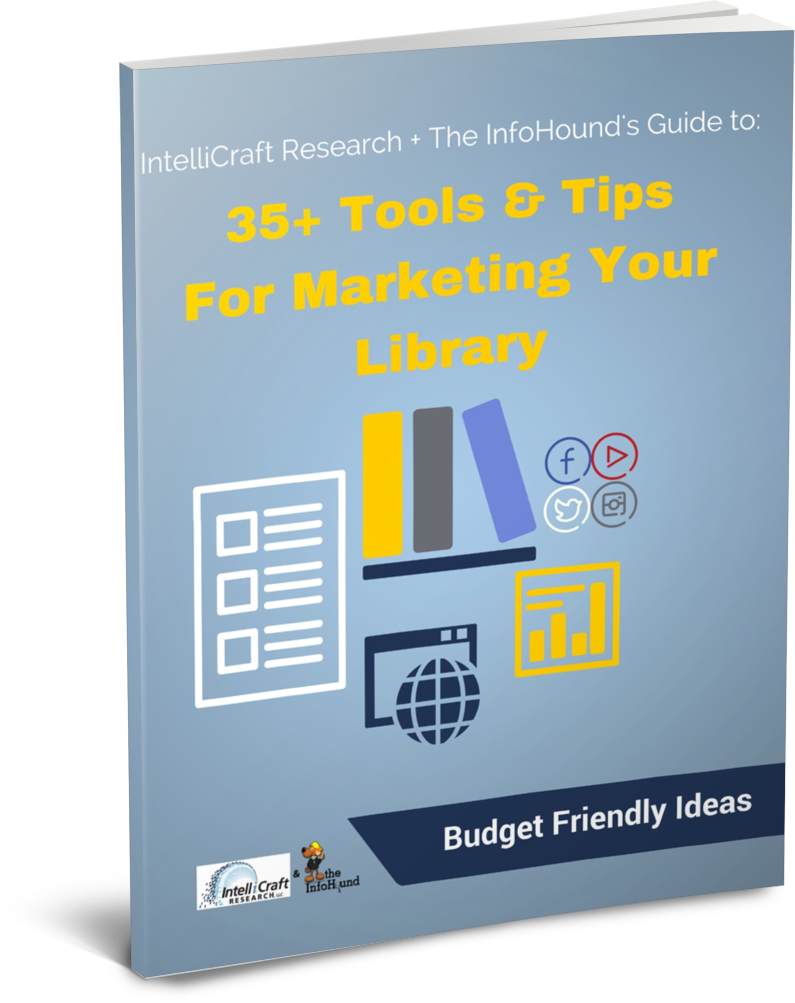 A to Z List of Marketing Terms for Libraries - IntelliCraft
