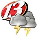 WIBW 13 Weather app icon