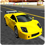 Car Driving 3D Extreme Icon