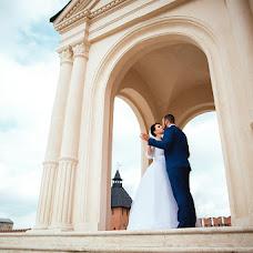 Wedding photographer Vikulya Yurchikova (vikkiyurchikova). Photo of 11.10.2016