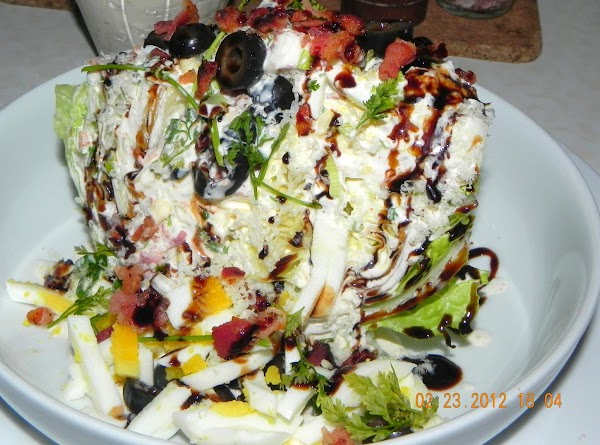 The Dazzling Wedge Salad Recipe