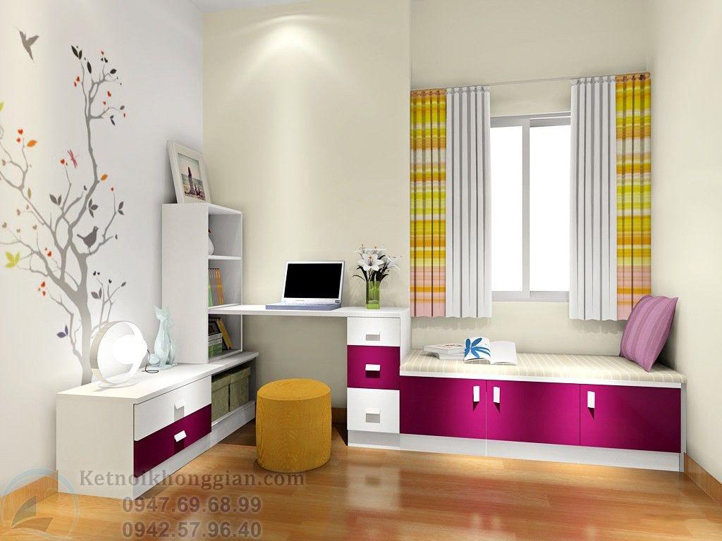 Thiết kế phòng ngủ 15m2 hiện đại