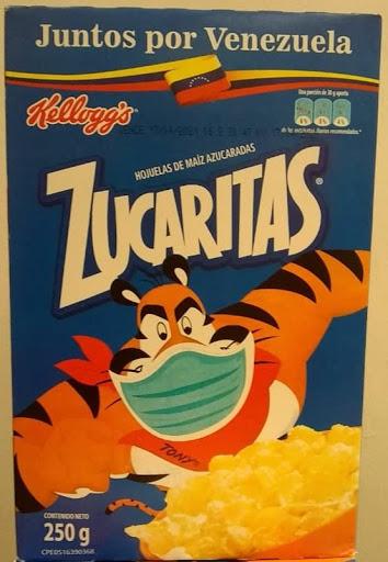 cereal zucaritas 250 gr