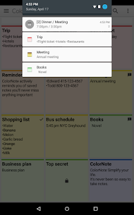 ColorNote Notepad Notes Screenshot 22
