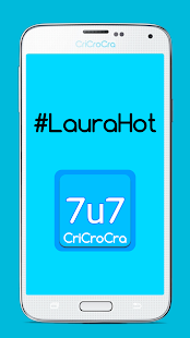 LauraHot 7u7 - WhatsApp Groups - CriCroCra - náhled