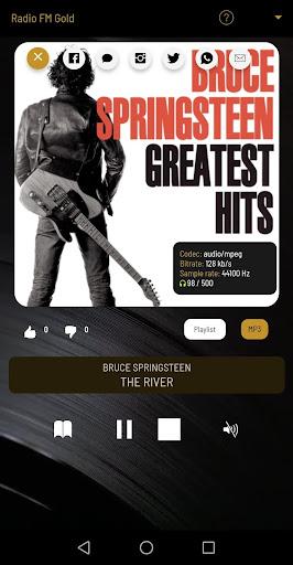 Radio FM Gold screenshots 2