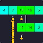 Snake & Blocks - Very Addictive Game Icon