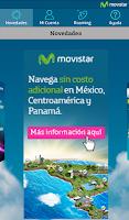 Screenshot of Mi Movistar CA