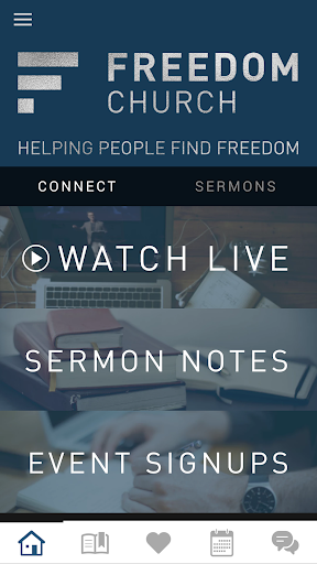 Find Freedom Church 2.1 screenshots 2