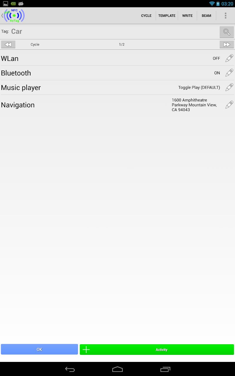 NFC ReTag PRO Screenshot 11