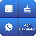 Age Calculator: Birthday Reminder, WA Status icon