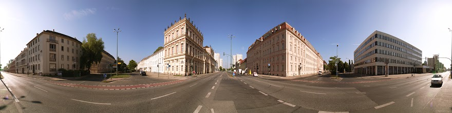 Photo: Germany, Potsdam, Breite Straße
