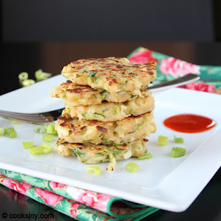 Zucchini Patties With Cheese Recipes